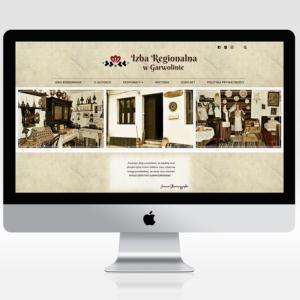 Projekt strony WWW - Izba_regionalna_front_v2