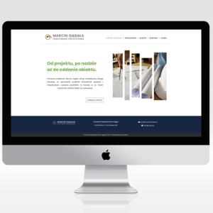Projekt strony WWW - Pracownia_projektowa_front